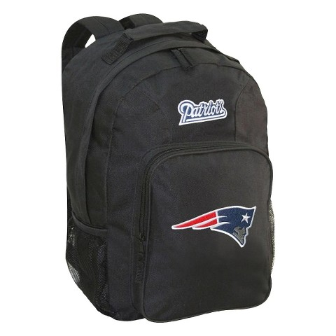 New England Patriots Concept One Backpack - Black