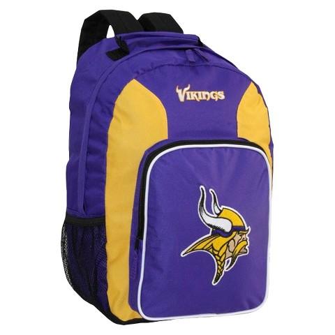 Minnesota Vikings Concept One Backpack