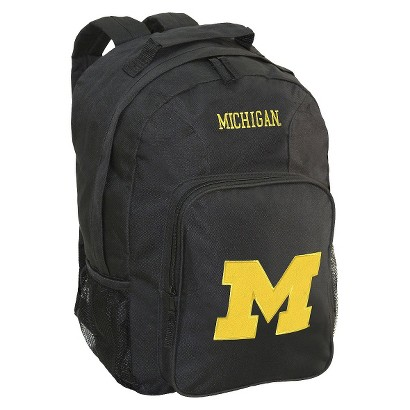 Concept One Michigan Wolverines Backpack - Black