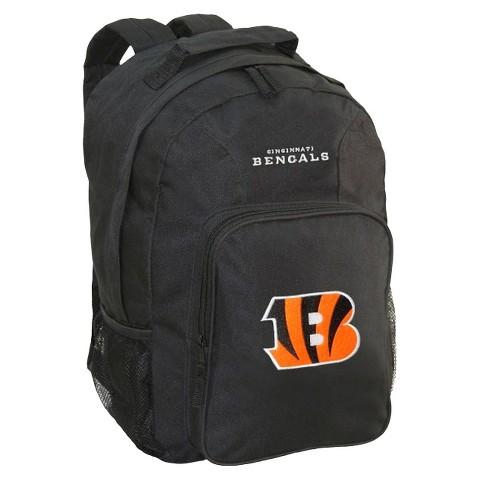 Cincinnati Bengals Concept One Backpack - Black