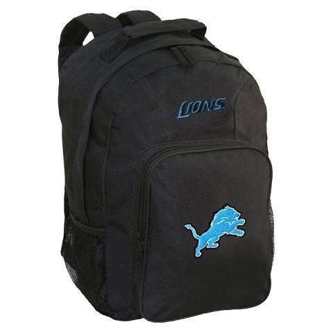 Concept One Detroit Lions Backpack - Black