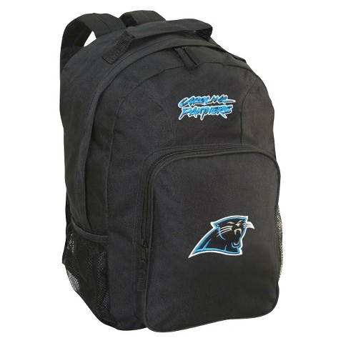 Concept One Carolina Panthers Backpack - Black