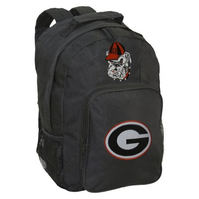 Concept One Georgia Bulldogs Backpack - Black