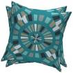 Room Essentials™ 2-Piece Outdoor Decorative Pillow Set - Medallion Sea Going