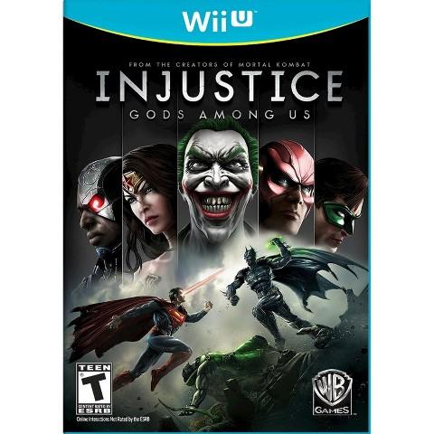 Injustice: Gods Among Us (Nintendo Wii-U)