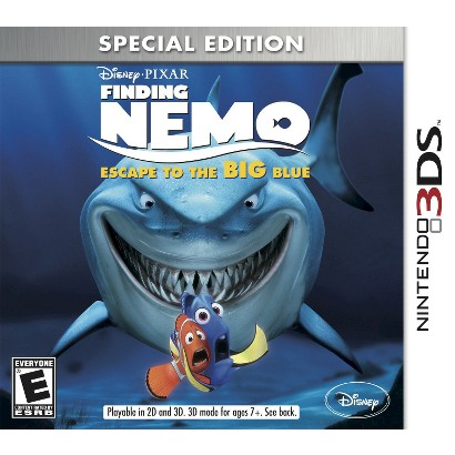 Finding Nemo: Escape to the Big Blue (Nintendo 3DS)
