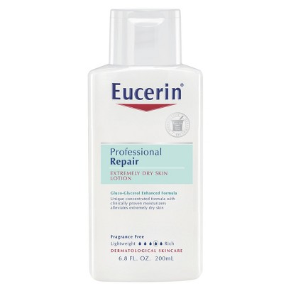 Eucerin Professional Repair Body Lotion - 6.8 fl oz