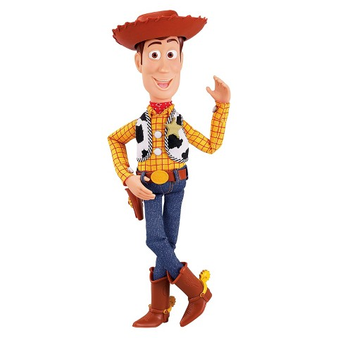 Toy Story Lots of Laugh Woody