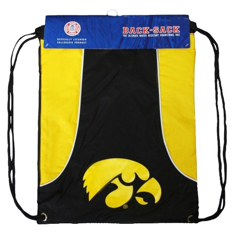Concept One Lowa Hawkeyes Backsack
