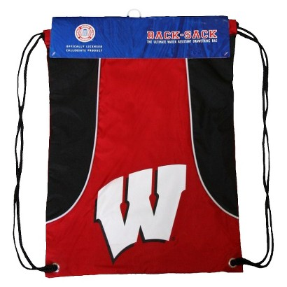 Concept One Wisconsin Badgers Backsack