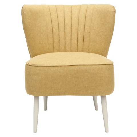Safavieh Morgan Accent Chair - Marigold