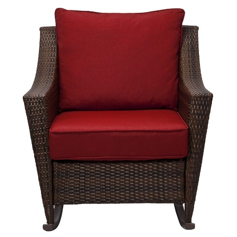 Threshold™ Rolston Wicker Patio Porch Rocker