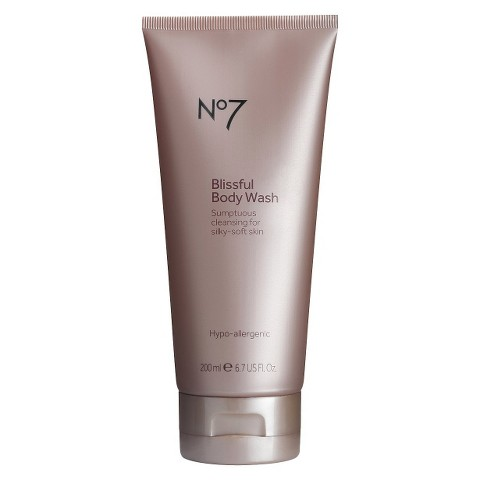 Boots No7 Blissful Body Wash - 6.76 oz