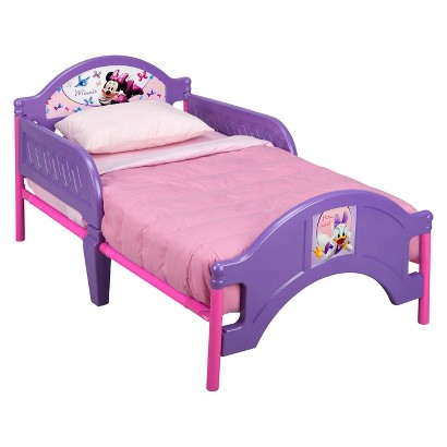 Delta Children's Products Toddler Bed - Minnie Mouse