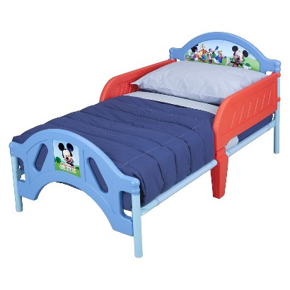 Delta Children's Products Toddler Bed - Mickey Mouse
