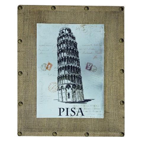 Pisa Wall Art