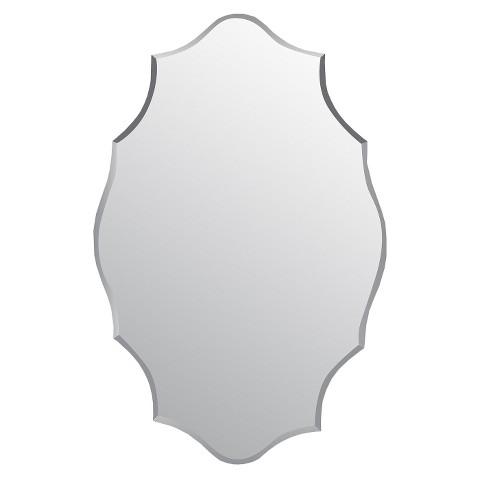 Frameless Royal Decorative Mirror