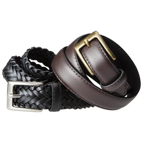 Boys' Belt - Midnight Black