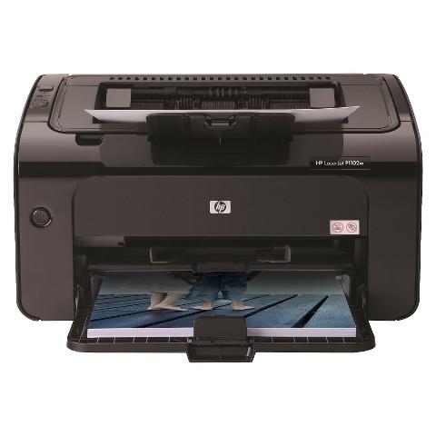 HP LaserJet Pro P1102W Wireless Printer - Black (CE658A#BGJ)