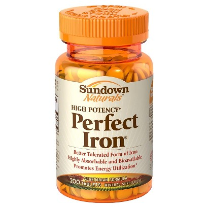 Sundown Naturals® High Potency Mineral Supplement Tablets - 200 Count