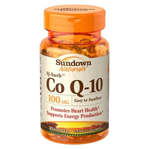 Sundown Naturals® Dietary Supplement Softgels - 30 Count