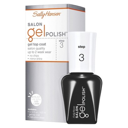Sally Hansen Salon Pro Gel Nail Colors