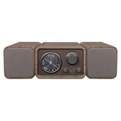 Crosley TRIO Stereo System - Brown Face (CR3019A-BR)