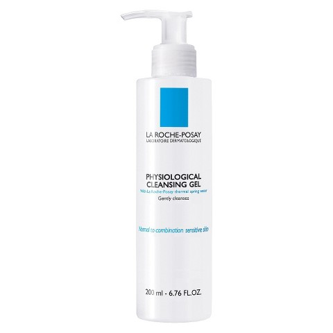 La Roche-Posay Physiological Cleansing Gel - 6.76 oz