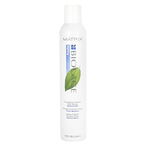 Biolage Complete Control Hair Spray Medium Hold - 10 oz
