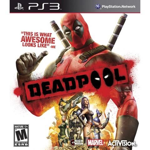 Deadpool (PlayStation 3)