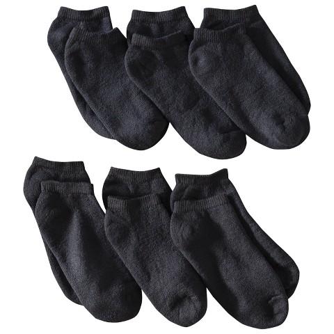 Fruit Of The Loom® Women's 6pk Low Cut Socks