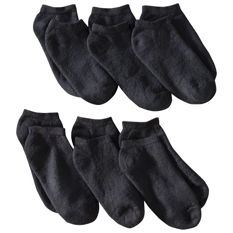 Fruit of the Loom®® Women's 6-Pack Low Cut Socks