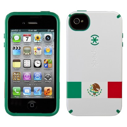 Speck Limited Edition CandyShell Mexico Flag case for iPhone®4S - SPK-A1386