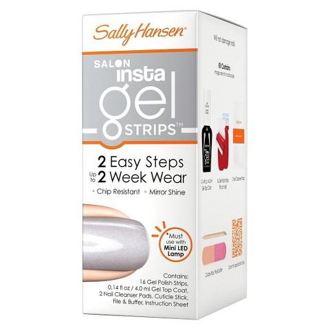 Sally Hansen Salon Insta Gel Strips