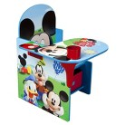 Delta Children's Products Chair Desk with Storage Bin - Mickey Mouse