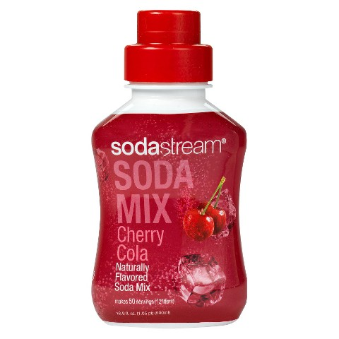 SodaStream™ Cherry Cola Soda Mix