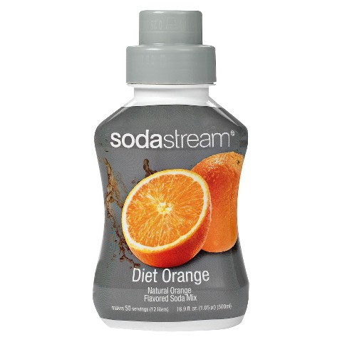 SodaStream™ Diet Orange Soda Mix
