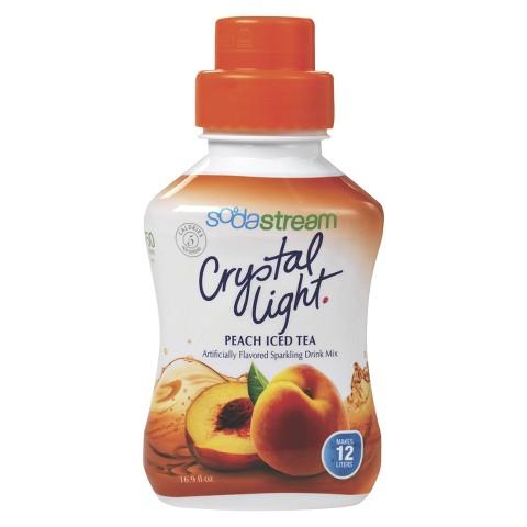 SodaStream™ Crystal Light Peach Iced Tea Drink Mix