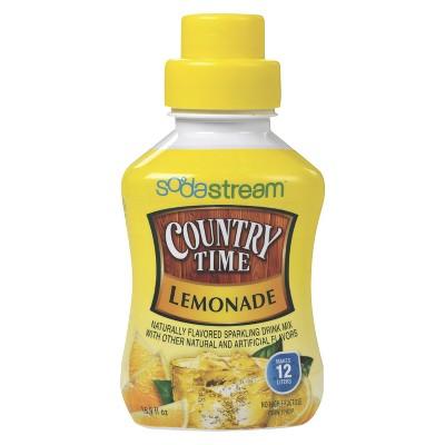 Sodastream CountryTime Lemonade Syrup