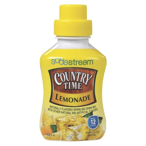 SodaStream™ Country Time Lemonade Drink Mix