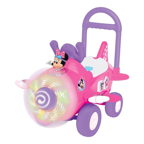 Disney® Minnie Mouse Plane Ride-On Toy