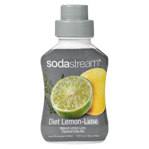 SodaStream™ Diet Lemon-Lime Soda Mix