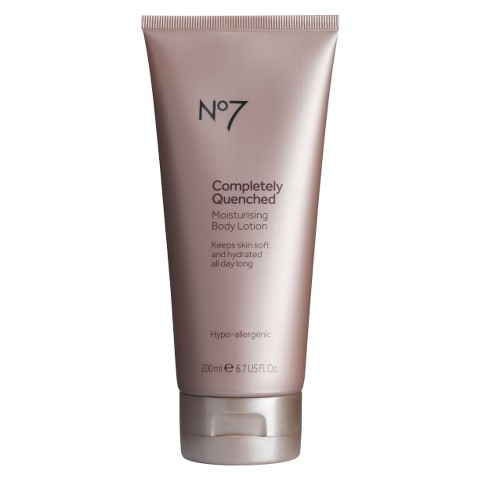 Boots No7 Completely Quenched Moisturizing Body Lotion - 6.76 oz