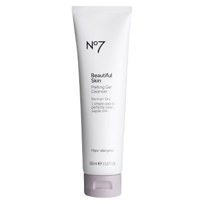 Boots No7 Beautiful Skin Melting Gel Cleanser - 5.07 oz
