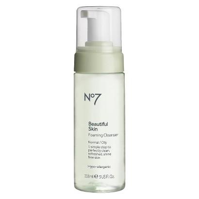 Boots No7 Beautiful Skin Foaming Cleanser - 5.07 oz