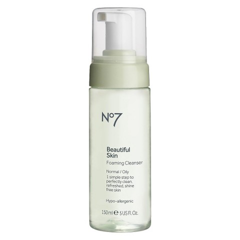 Boots No7 Beautiful Skin Foaming Cleanser - 5.07 oz