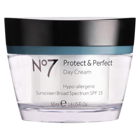 Boots No7 Protect & Perfect Day Cream SPF15 - 1.69 oz