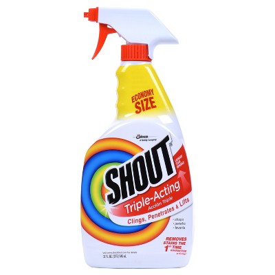 Shout® Triple-ACounting Laundry Stain Remover Trigger - 30 oz