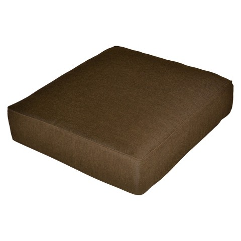 Smith & Hawken Outdoor Deep Seating Cushion Tar