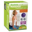 Restore by Gaiam Massage Therapy Kit
